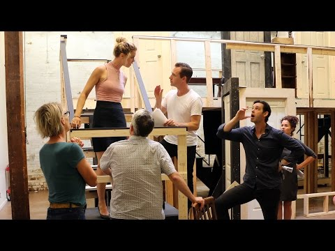 Noises Off (2016) - In Rehearsal