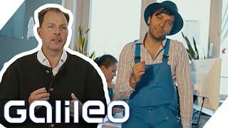 Was ist im Büro erlaubt? Christian Solmecke klärt auf! | Galileo | ProSieben