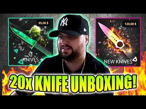 KNIFE vs NEW