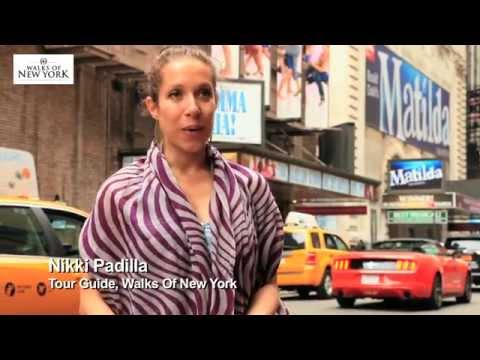 Tip how to get really good Broadway Theatre Tickets - Walks Of New York - Unravel Travel TV