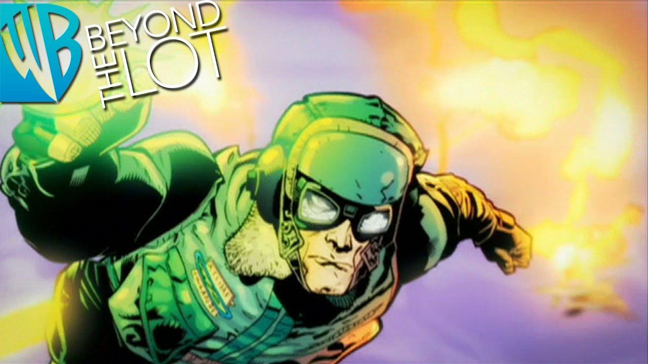 Superman Red Son Motion Comics Ep 18 The Green Lantern Youtube