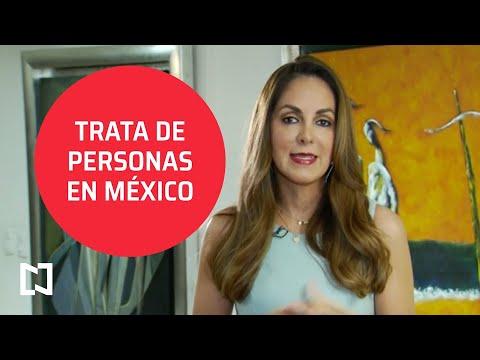 México, uno de los países más afectados por la trata de personas - Al Aire