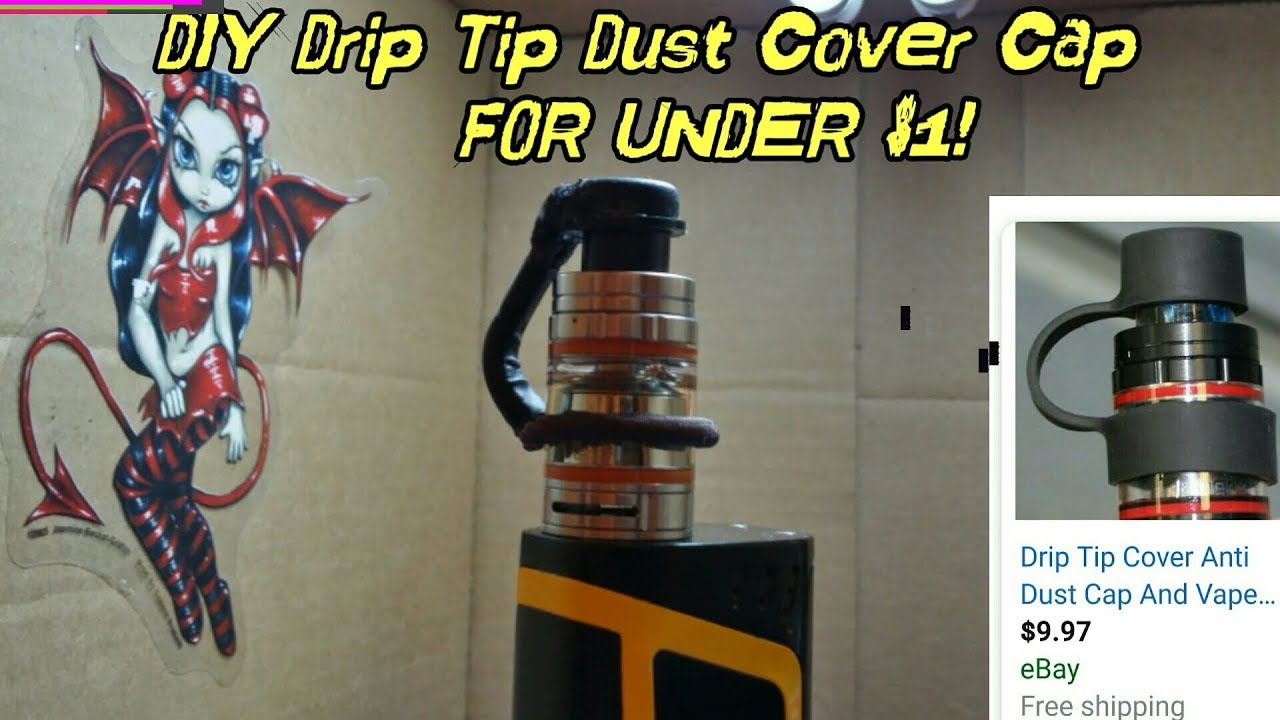 Drip Tip Cover