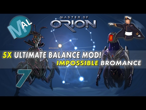 (FR) Master Of Orion : Humains #01