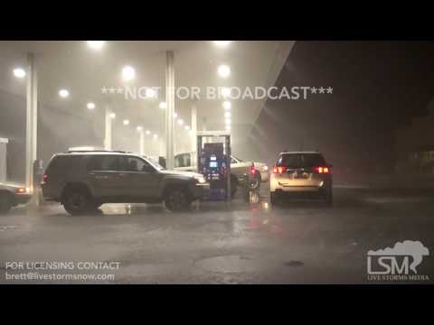 3-24-17 Conroe, Tx Extreme Wind, hail, severe thunderstorm