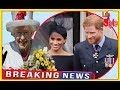 You may not know yet: The Queen is the first to visit Harry's new home, not…