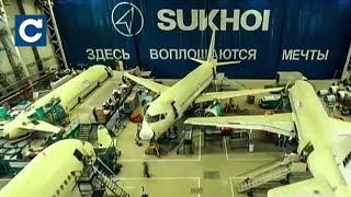 Від російських літаків Сухой Суперджет відмовився останній закордонний клієнт