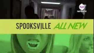 Spooksville Mid-Season Premiere (Promo) - Hub Network