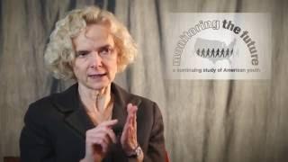 NIDA Director Dr. Nora Volkow discusses 2015 MTF survey results: Tobacco & e-Cigs