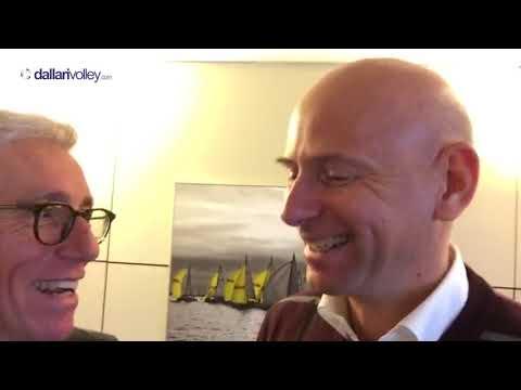 Alberto Nobis: orgoglio per la DHL sponsor della nazionale!