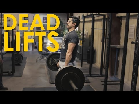 How to Deadlift With Mark Rippetoe | The Art of Manliness