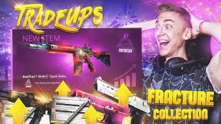 Fracture Collection Tradeups! (CS:GO)
