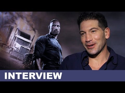 Jon Bernthal Interview - Snitch 2013, The Walking Dead, Wolf of Wall Street : Beyond The Trailer