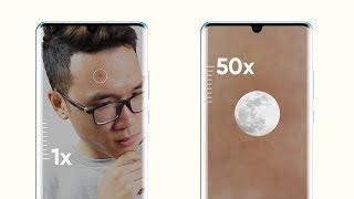 "Huawei P30 Pro chụp trăng ""fake""???"
