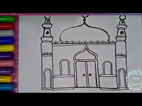 تعليم رسم المسجد الأقصى - Myhiton