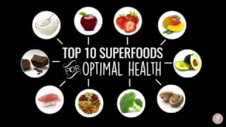 Top 10 Anti Aging Superfoods | Y LIFT