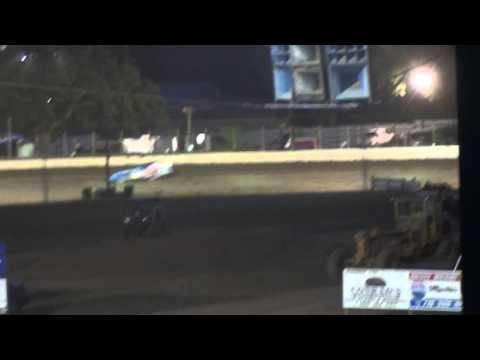 Cory Mahder - August 2nd, 2013 - 1st Place - Heat - Red Cedar Speedway