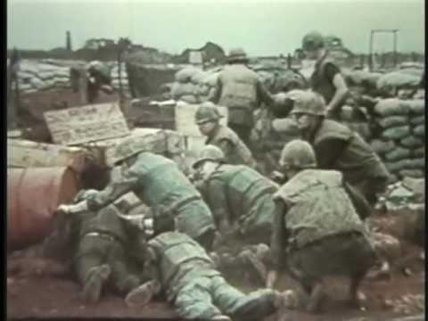 Vietnam War - Battle of Khe Sanh - Part 1