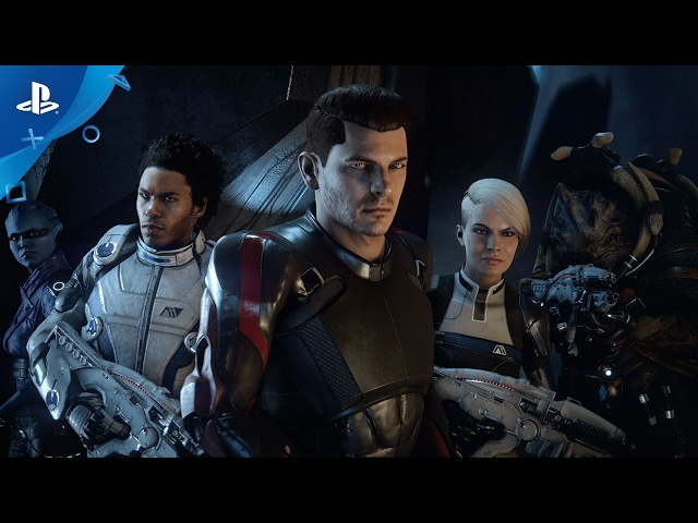 Mass Effect: Andromeda - Official Cinematic Trailer #2   PS4