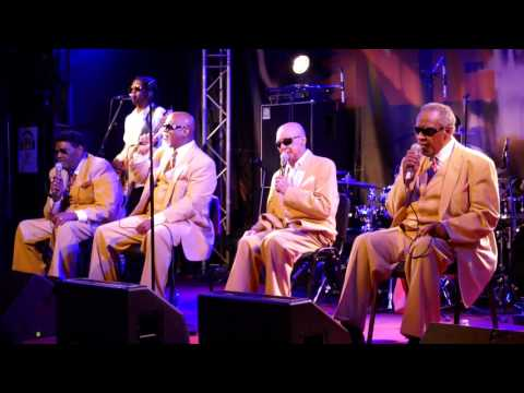 The Blind Boys of Alabama - Conference Table and more (New Morning - Paris - July 22nd 2017)