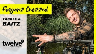 Fingerz Crozzed  Boilies   Tackle   Baitz   Firmenvorstellung   Christian Espert   Christian Wolf