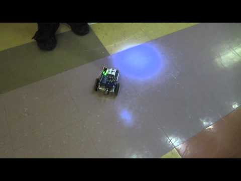 Dylan Demonstrates his Bugbot