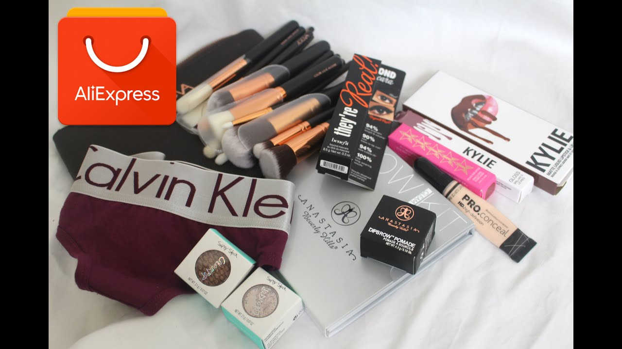 AliExpress Haul #2 - YouTube