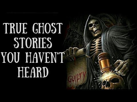 4 True Scary Ghost Stories (Ghost Lights, Witches, Graveyard Spirits)