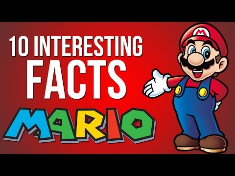 10 Interesting Facts About The Mario Franchise