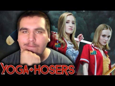 Yoga Hosers movie review