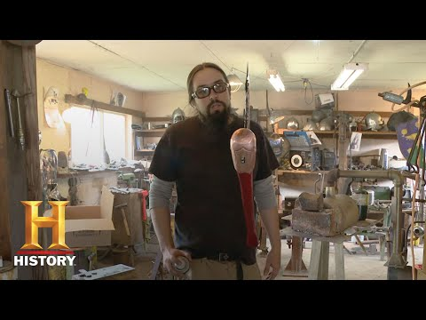 Forged in Fire: Bonus - Nzappa Zap Home Forge Challenge (Season 4, Episode 11) | History