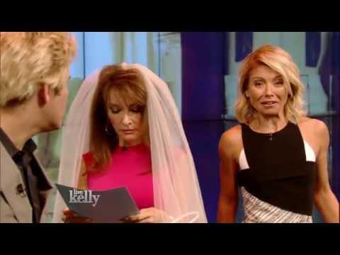 Susan Lucci and Kelly Ripa Reprise