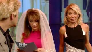 "Susan Lucci and Kelly Ripa Reprise ""All My Children"" Roles on ""LIVE"""
