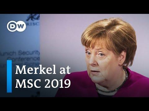 MSC 2019: Merkel full speech and analysis | DW News