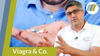 Viagra & Co. - Welche Wirkungen & Nebenwirkungen hat es wirklich?