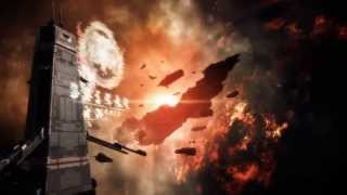 EVE Online TRAILER / Russian voice over