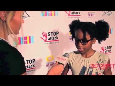 Riele Downs at the 2015 GBK Pre-Kids Choice Awards VIP Gift Lounge #GBKTigerBeat