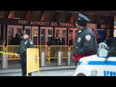 "États-Unis: ""tentative d'attentat terroriste"" à Manhattan, un suspect interpellé"