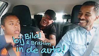 Andy van der Meijde - Bij Bilal in de auto || #82