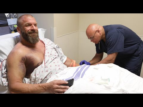 WWE's Triple H Recovering From 'Cardiac Event'