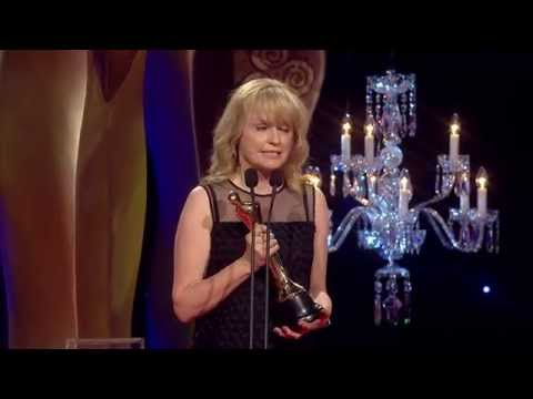 Emer Reynolds - Winner Best Editing 'One Million Dubliners' IFTA 2015