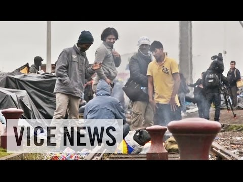 Migrant Crisis in Calais: Britain's Border War (Dispatch 1)
