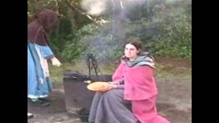 Medieval Cooking In Our Camp: Vegetable Pottage And Pork Stew
