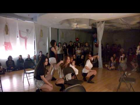 Violet Yoga Fitness 2014 Annual party New Jazz Dance