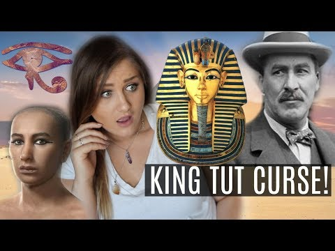 KING TUT'S TOMB CURSE! Curse Of The Pharaohs