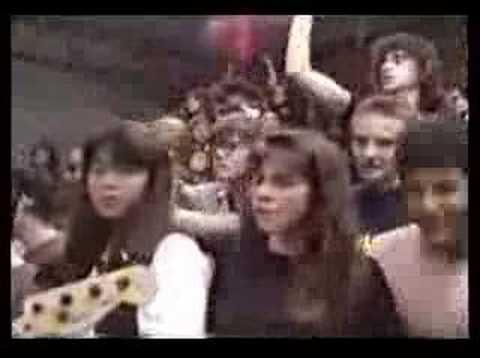 Sepultura-Ao Vivo - Programa Matéria-Prima - 1990 -VHS-RIP