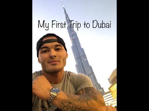 Dubai: The Dopest City In The World