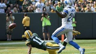 NFL Longest Pass Interference Penalties