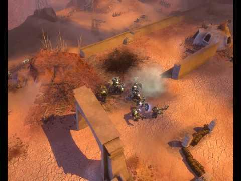 Warhammer 40000 - DOW 2 Assault Terminator |