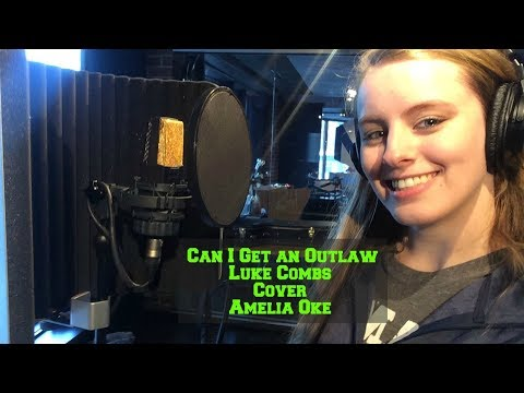 Luke Combs - Can I Get An Outlaw - Cover